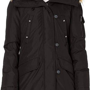 S13 Alps Down Parka Faux Fur Hood Coat Size M